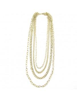 Bracelet perles de bois et pierres