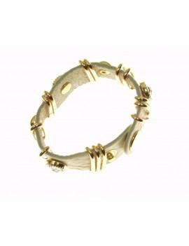 """collier """"auréole d'ange"""", inspiré d'un tableau de Fra Angelico XV."""