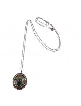 collier pendentif medaillon...