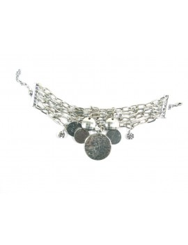 Bracelet chaînes