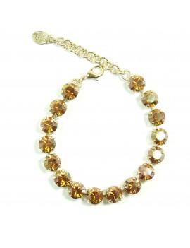 Bracelet cristaux couleur...