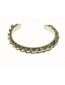 Bracelet rigide chaîne...