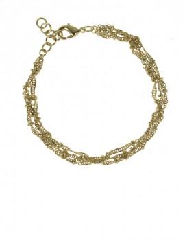 Bracelet chaînes fines