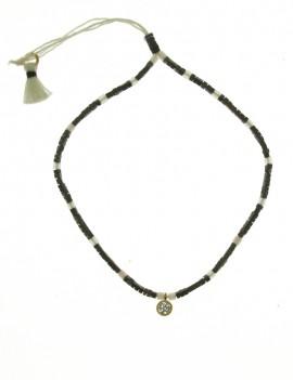 Bracelet de perles de verre