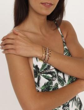 Bracelet perles d'eau douce