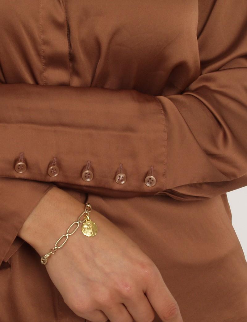 Bracelet chaîne maillon