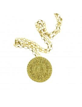 """collier """"auréole d'ange"""",..."""