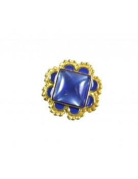 Bague Autriche bleue