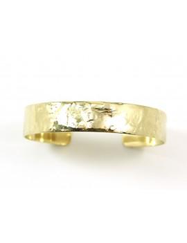 Bracelet nature doré